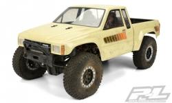 Karoserie čirá Toyota Hilux SR5 1985 (kabina s korbou)