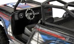 Karoserie čirá 1966 Ford Bronco pro SCX10