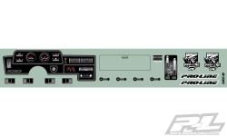 Interier pro karoserie PL3466 a PL3481 (čirý)