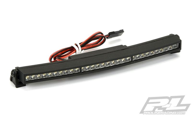 Náhled produktu - 6″ Super-Bright LED světelná lišta 6–12V (zakřivená)