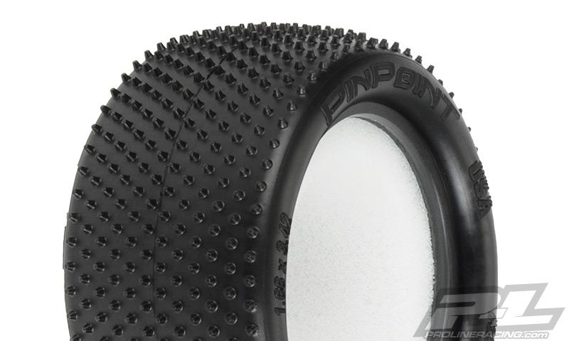 Náhled produktu - Pin Point 2.2 Z4 (směs soft carpet) gumy zadní, 2 ks