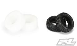 Wedge 2.2 Z3 (směs medium carpet) gumy přední 4wd, 2 ks