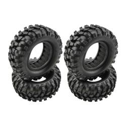 Plunk 1.9″ Crawler gumy vrátane vložky, priemer 95 mm (4 ks)