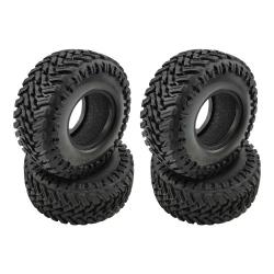 Rampage 1.9″ Crawler gumy vrátane vložky, priemer 107 mm (4 ks)