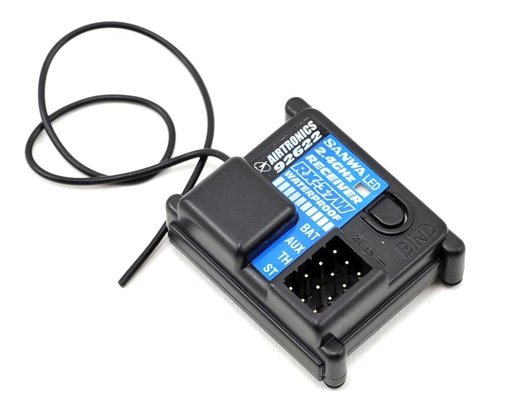 MX - V 2,4GHz s voděodolným přijímačem RX-37W