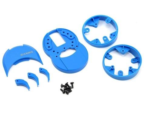 Náhled produktu - M12/M12S: Plastové díly (modré)