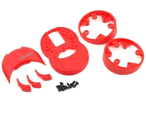 View Product - M12/M12S: Plastové díly (červené)