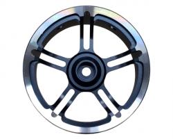 M17: Hliníkový volant