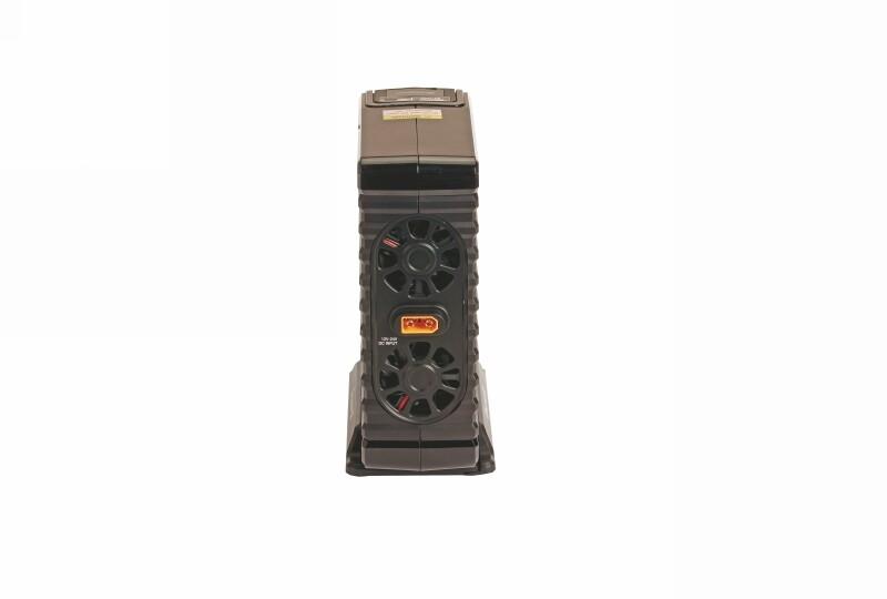 POLARON EX 1400W nabiječ (černá verze) + zdroj 1500W