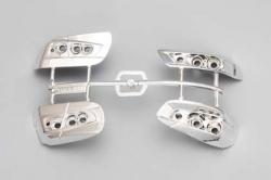 Plastová světla pro karoserii YUKE'S CUSCO LANCER Evolution X
