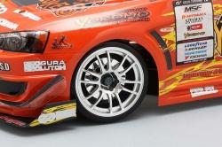 Set karoserie YUKE'S CUSCO LANCER Evolution X