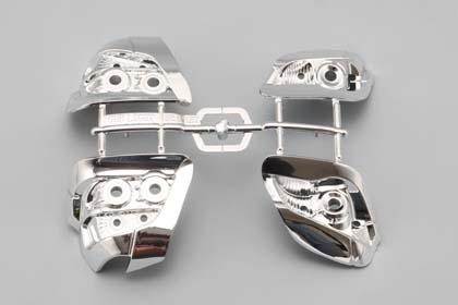 Náhled produktu - Plastová světla pro karoserii YUKE'S SYMS GDB IMPREZA