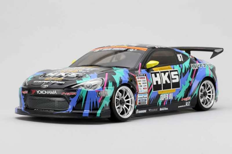 Náhled produktu - Set karoserie HKS Racing Performer 86