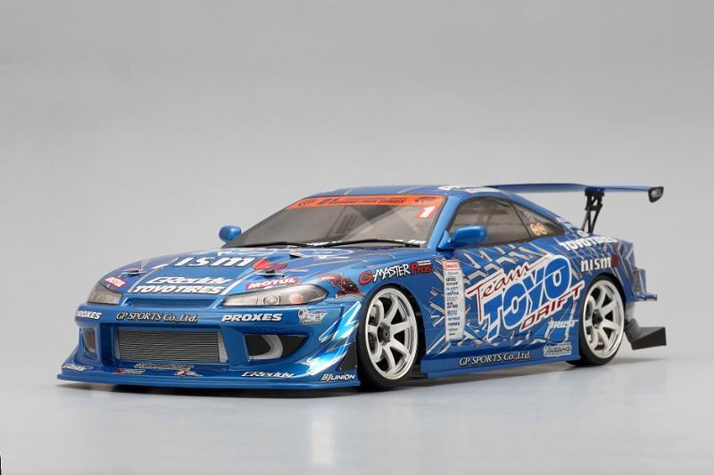Náhled produktu - Set karoserie Team TOYO s GP SPORTS S15 SILVIA