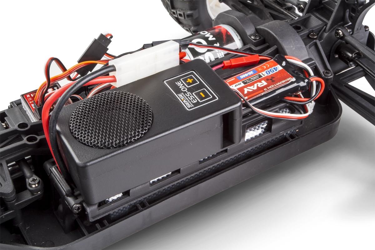Zvukový modul ESS-One+ pro auta