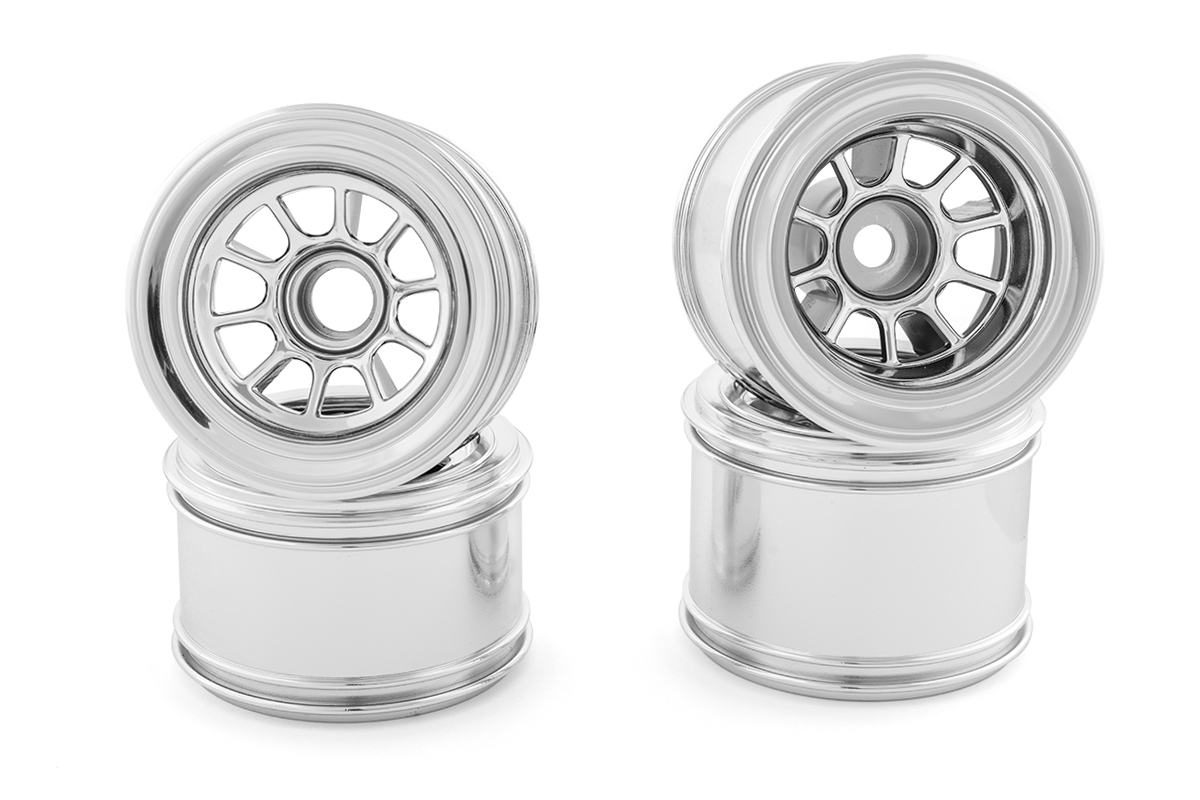 View Product - Sweep 1:10 Formule 1 sada disků, stříbro (4ks)