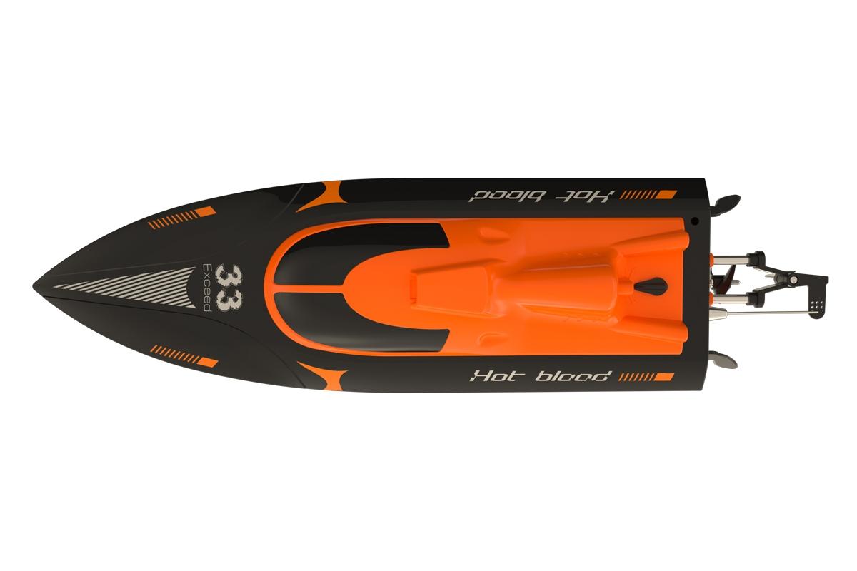 Q2 Genius - 2-kanálový rychlostní člun
