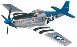 P-51D Mustang Giant kit 2140mm