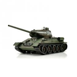1:16 RC tank T-34/85 s IR bojovým systémom (zelená kamufláž)