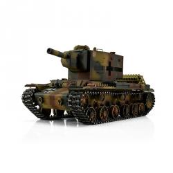 1:16 RC tank KV-2 754(r) s IR bojovým systémem (vícebarevná kamufláž)