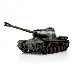 1:16 RC tank IS-2 Mod. 1944 s IR bojovým systémem (zelená kamufláž)