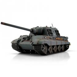 1:16 RC tank Jagdtiger s IR bojovým systémem (šedá kamufláž)