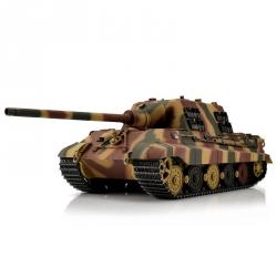 1:16 RC tank Jagdtiger s IR bojovým systémom (kamufláž)