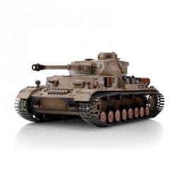 1:16 RC tank Pz.Kpfw.IV Ausf.G, Kharkov, 1943 s IR bojovým systémom (Winter)
