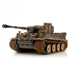 1:16 RC tank Tiger I Early Version s IR bojovým systémom (kamufláž)