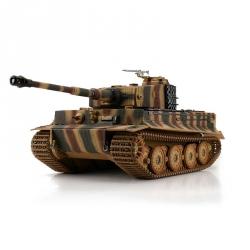 1:16 RC tank Tiger I Late Version s IR bojovým systémom (kamufláž)