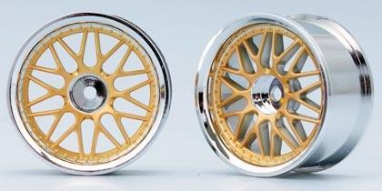 View Product - 10-paprskové disky (zlaté)