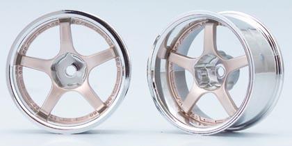Náhled produktu - RAYS GRAMLIGHTS 57F-PRO Off-set 12 mm