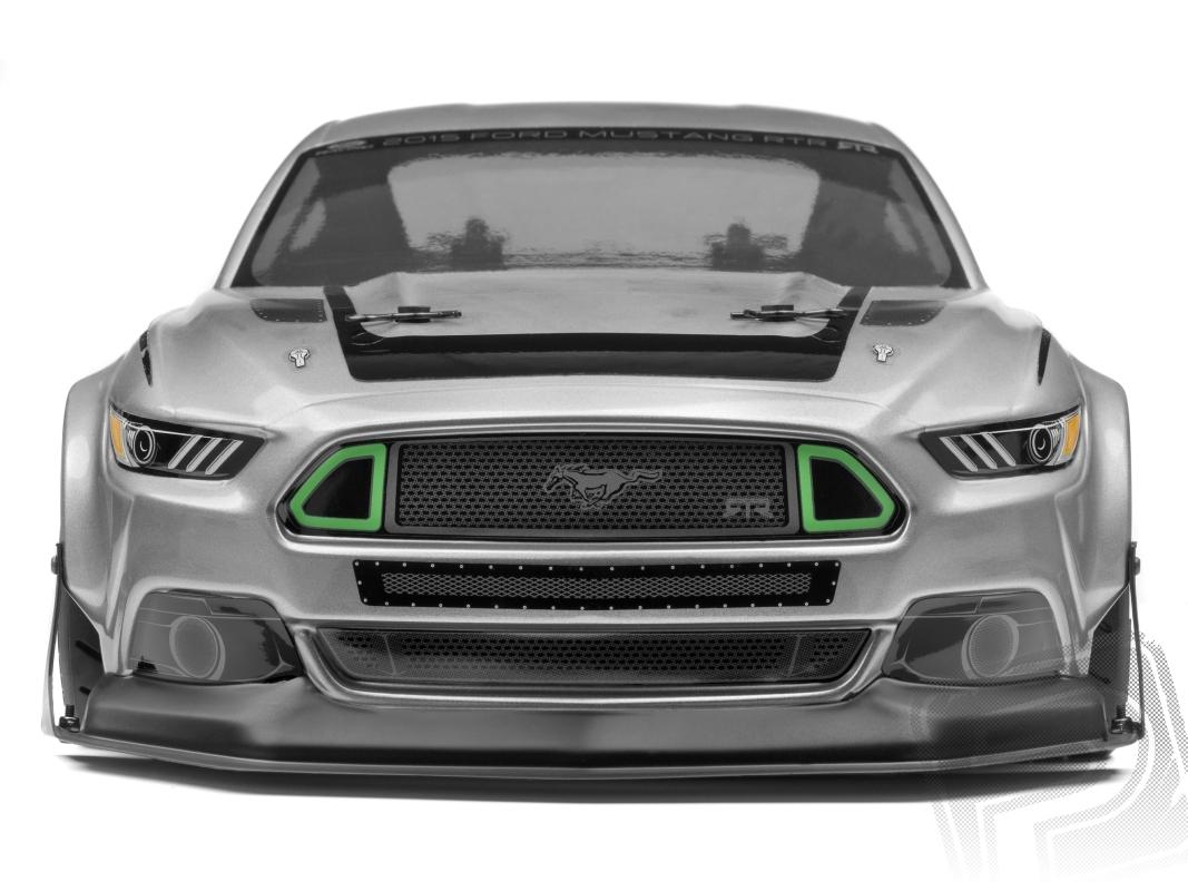 RS4 SPORT 3 Ford MUSTANG RTR SPEC 5 RTR set - Vystavený