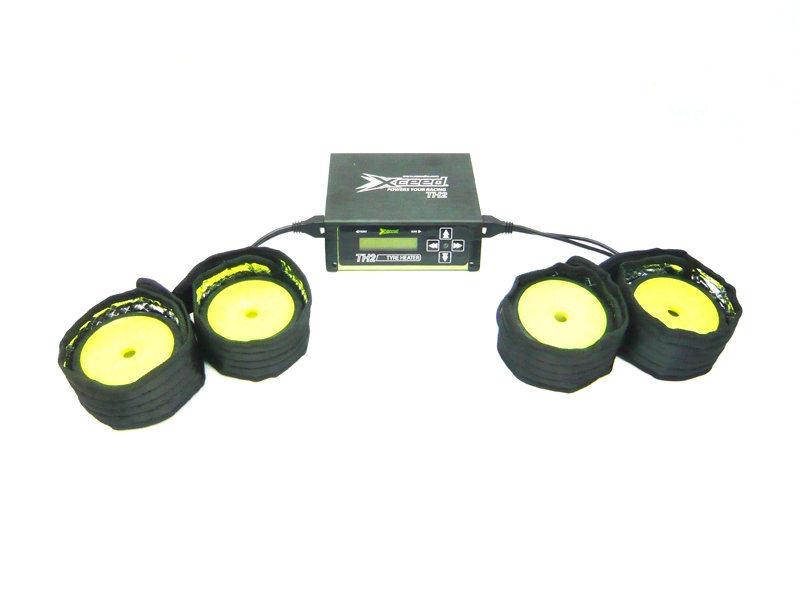 View Product - Ohřívačka gum TH2 pro 1:8 GT