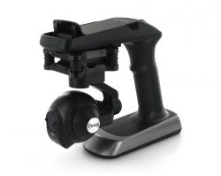 TYPHOON Action 4K: Tříosá 4K Gimbal kamera s držákem